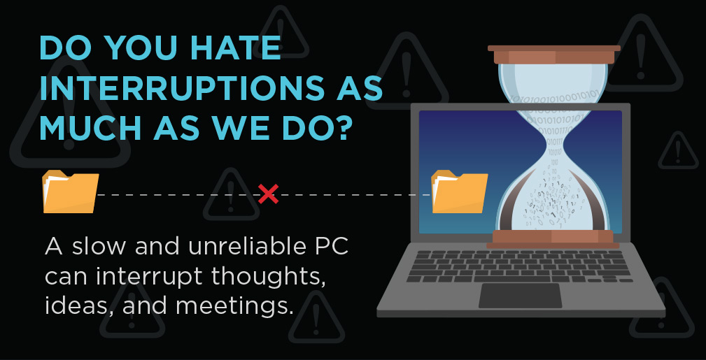 When It Comes to Selecting a Workstation, We Think There's Only One Option You Should Consider: Lenovo.